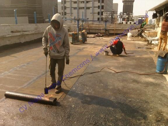 Waterproofing Membrane Pada Gedung Perkantoran